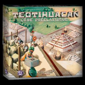 Teotihuacan - Extension L'âge préclassique