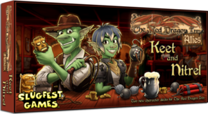 The Red Dragon Inn : Allies - Keet & Nitrel