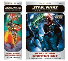 Star Wars Miniatures : Rebel Storm - Starter
