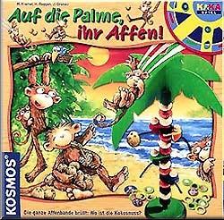 Auf die Palme ihr Affen