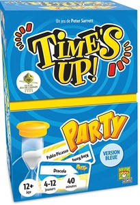 Time's Up ! Party : Bleu