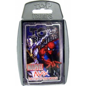 Top Trumps : Marvel Max