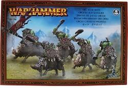 Warhammer : Orques sur sanglier