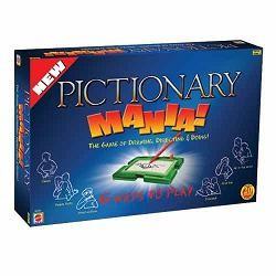 Pictionary Mania !
