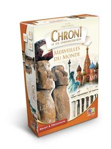 CHRONI - LES MERVEILLES DU MONDE