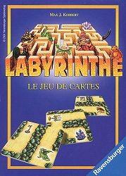 Labyrinthe - le jeu de cartes