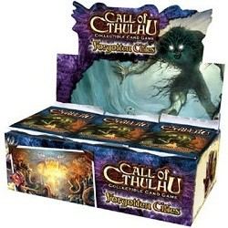 Call of Cthulhu CCG : Forgotten Cities