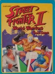 Street Fighter II - World Warrior Card Game