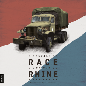 1944 : Race to the Rhine