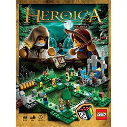 HEROICA Waldurk - La Forêt Hantée (3858)