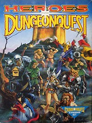 Heroes for Dungeonquest