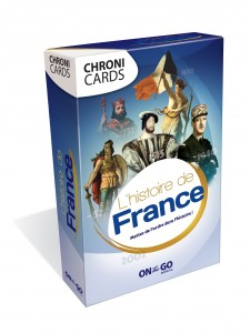 ChoniCards - L'histoire de France