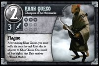 Summoner Wars : Khan Queso