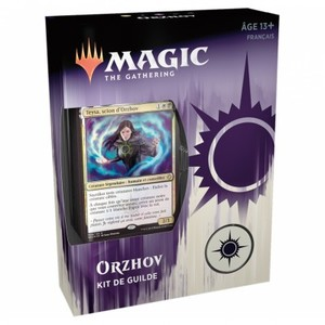 Magic The Gathering -  Allégeance de Ravnica Kit de Guildes : Orzhov
