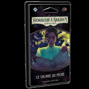 Horreur à Arkham : Le Jeu de Cartes : Le Salaire du Péché