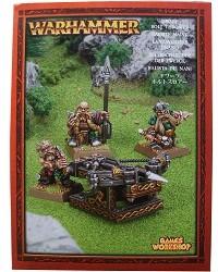 Warhammer : Baliste Naine