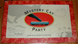 Mystery Cat Party