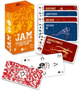 JAM - The Roller Derby Card Game