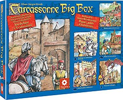 Carcassonne - Big Box (2010)