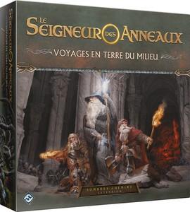 Le Seigneur des Anneaux :  Voyages en Terre du Milieu - Sombres Chemins