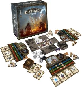 Derniers heures pour Time of Legends: Destinies !