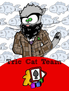 Bla Bla Cat : Tric Cat Team