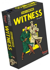 Blake & Mortimer - Witness