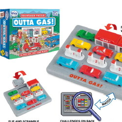 Outta Gas!
