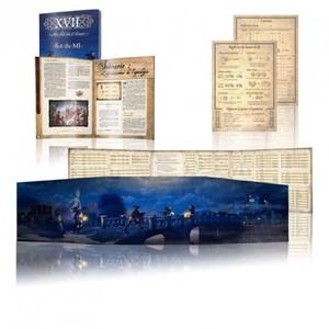 XVII : au fil de l'âme - Kit du Mj
