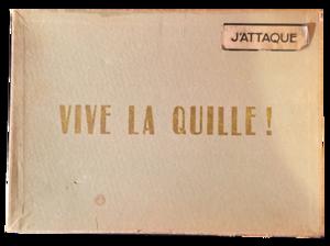 Vive la Quille !