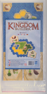 Kingdom Builder : The Island
