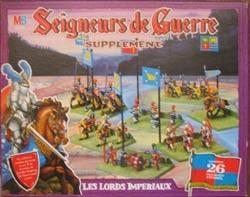 Seigneurs de Guerre : Les Lords Impériaux