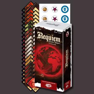 Requiem Chevalier Vmapire : 3-4 joueurs