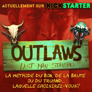 Outlaws: Last Man Standing Start SQ
