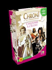 CHRONI - L'HISTOIRE A L'ECOLE