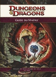 Dungeons & dragons 4 : Guide du Maître
