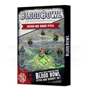 Blood Bowl: Terrain Skaven et Nain