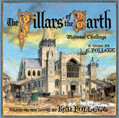 The Pillars of the Earth - Medieval Challenge