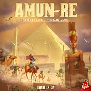 AMUN-RE Le jeu de carte