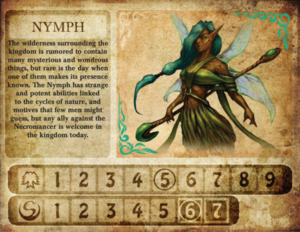 Darkest Night: Nymph