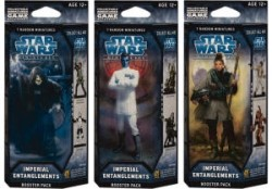 Star Wars Miniatures : Imperial Entanglements : Booster