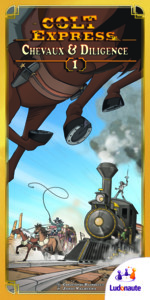 Colt Express : Chevaux & Diligence