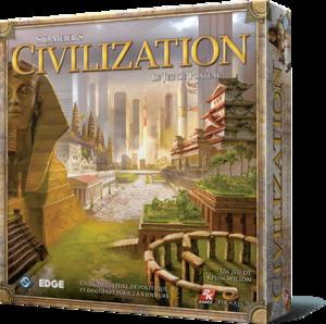Sid Meier's Civilization - Le Jeu de Plateau