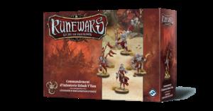 Runewars - Commandement d'Infanterie Uthuk Y'llan