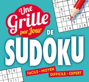 Une grille par jour : Sudoku