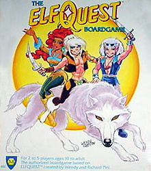 The Elfquest Boardgame