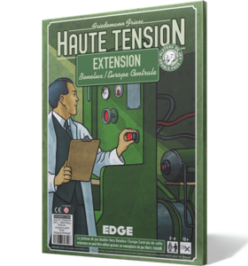 Haute Tension : Extension Benelux / Europe Centrale