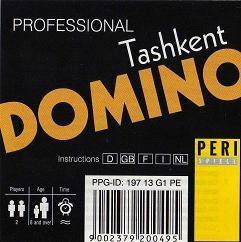 Professional Tashkent Domino