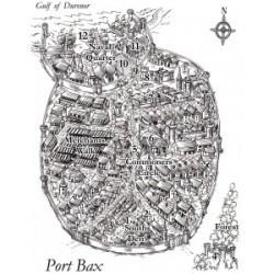 Loup Solitaire  : Port Bax