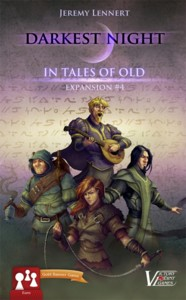 Darkest Night: 4 - In Tales of Old